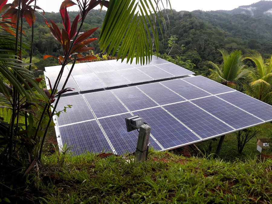 Solar Panels | Purasol | Solar Energy in Costa Rica