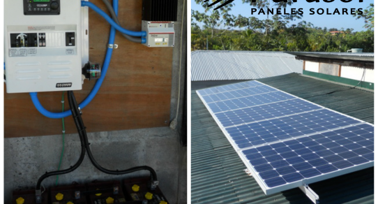 Testimonial Off-Grid Solar